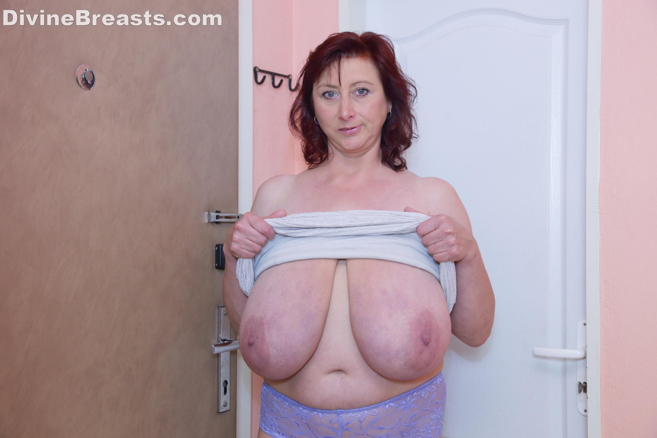 Big tits milf janet mason 1
