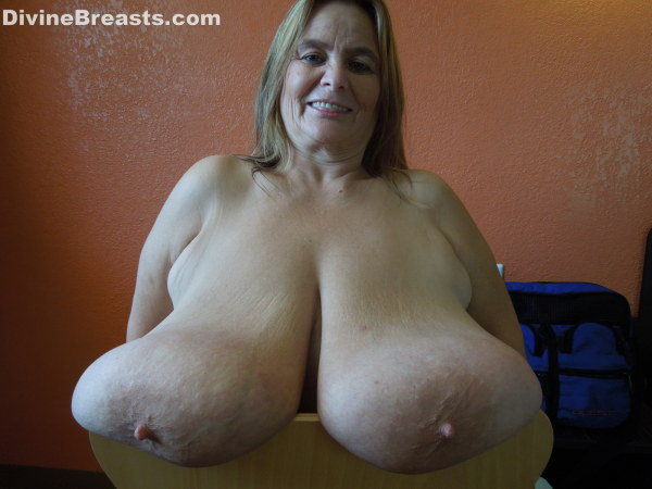 Bib breasts milf