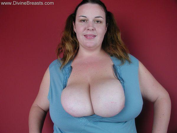 bbw huge boobs