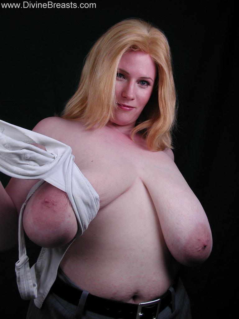 Huge breast xxx