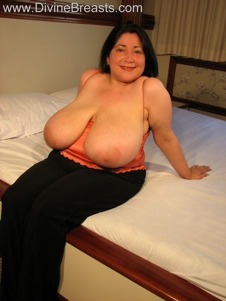 image Chubby with huge boobs masturbating in front of webcam