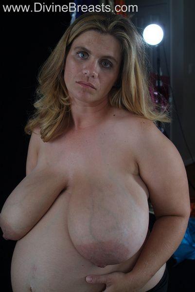 huge nipple
