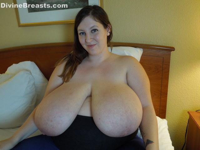 Divine tits