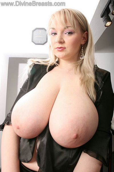 Micky Big Tits Busty Blond