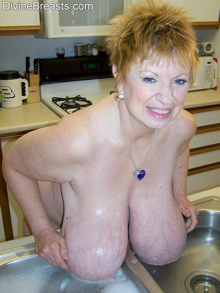 Grannies with big tits videos