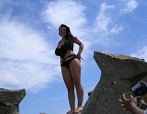 Big Boobs Supermodel Joanna2