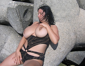 Big Boobs Supermodel Joanna4