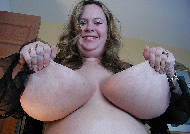 Bbw huge boobs