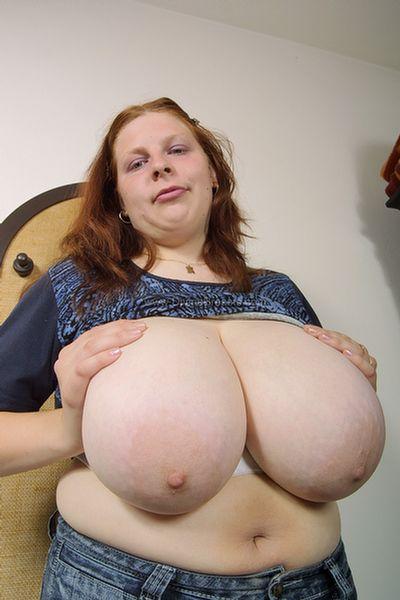 Huge boobs divine breasts